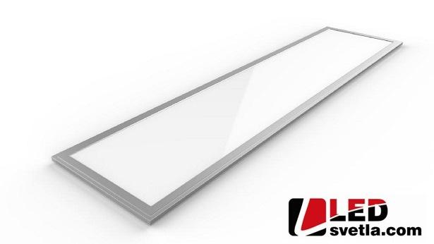 LED panel 300x1200, 48W, WW (teplá bílá)