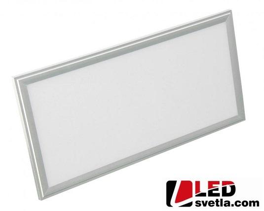 LED panel 300x600mm, 25W, WW (teplá bílá)