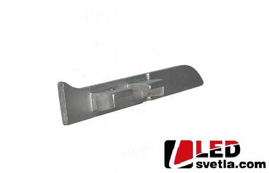 Koncovka pro hliníkový profil WB17, kovová
