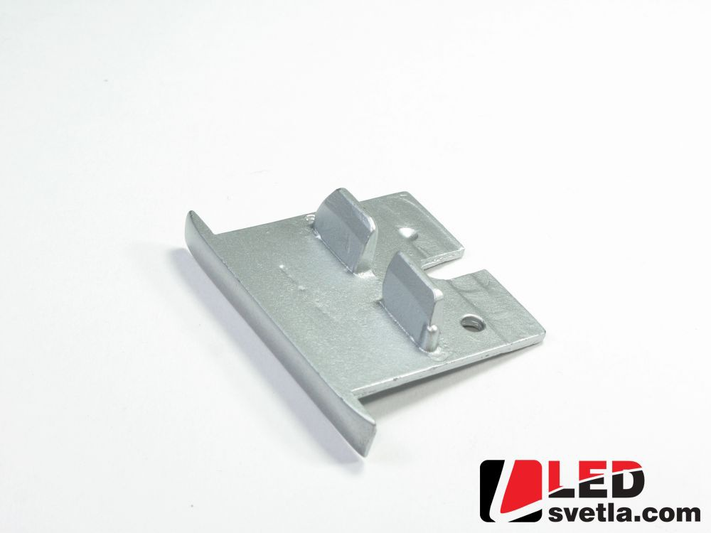 Koncovka pro hliníkový profil WB09, kovová