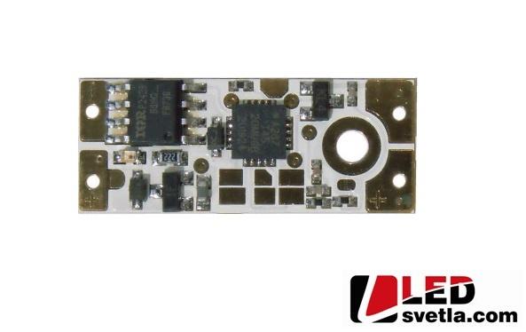 Ovladač spínací/stmívací pro Alu profily - dotykový modul 10A