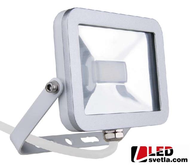 Reflektor LED venkovní, FUTURA, 230V, 20W, IP65, CW (studená bílá)