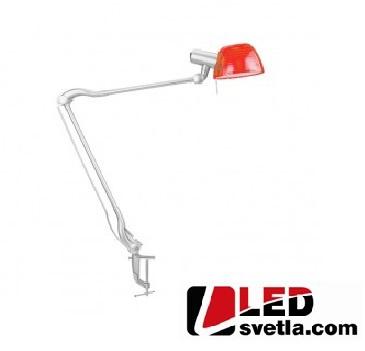 Svítidlo - stolní lampička GINEVRA DUO, červená