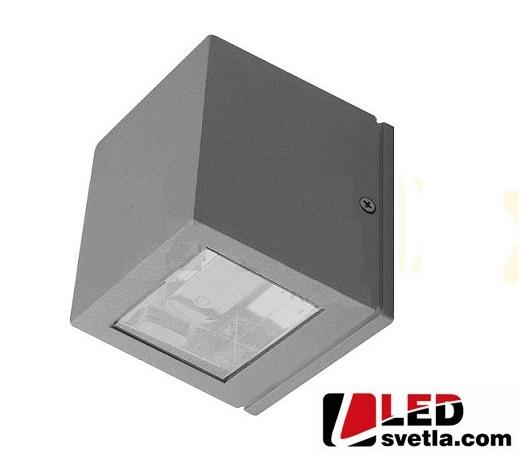 Svítidlo venkovní nástěnné, CANTO LED, 2W, IP54, CW (studená bílá)