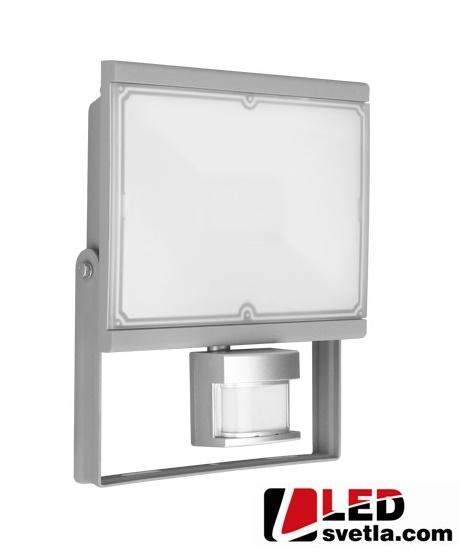 Reflektor LED venkovní, 230V, 20W, s PIR čidlem, PW (neutrální bílá)