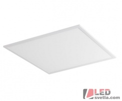 LED panel 595x595mm, 40W, 3500lm, 6000K, CW (studená bílá)